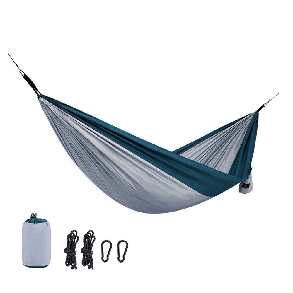 RFVBNM Outdoor-Freizeit Doppelhängematte hängenden Stuhl camping Studentenwohnheim Quartal single camping Schaukel