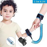 YGZN Bambino Anti-perso Belt, Il Guinzaglio Della Cinghia di Mano dei Bambini Manicotto di Sicurezza per i Bambini Piccoli che Camminano con serratura