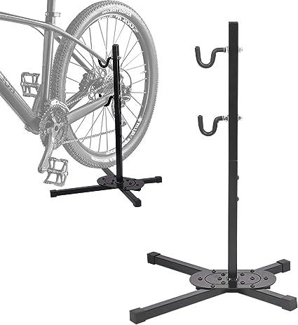 Bicycle Cycle Parking Rack Plug-In Display Rack Mountain Bike Park Stand Repair