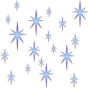 Star Cluster Large Stencil