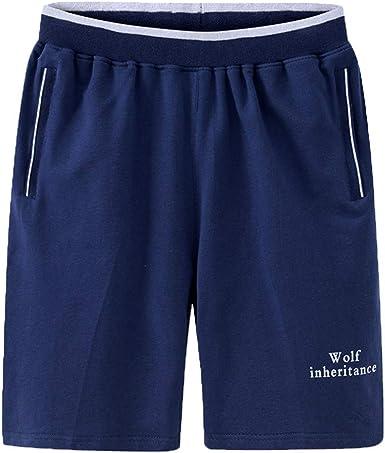 VPASS Pantalones Hombre, Verano Casual Moda Pantalones Tallas ...