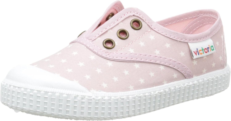 Victoria Inglesa Estrellas Elast, Zapatillas Bajas Unisex niños