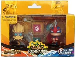 Global Games Distribution Krosmaster Arena Duel-Pack - Juego de Mesa: Amazon.es: Juguetes y juegos