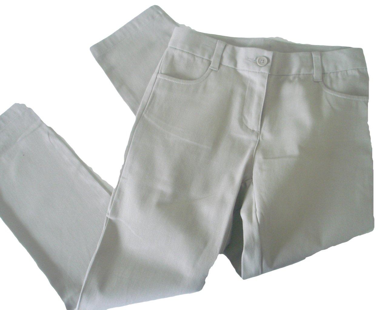 George Girls Khaki Pants Size 8