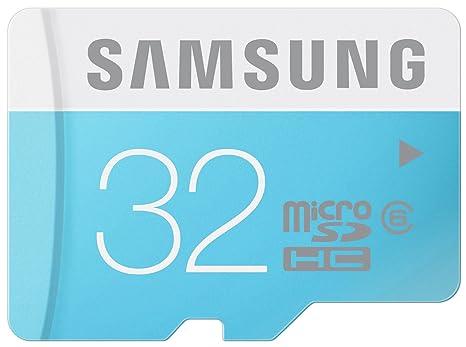 Samsung MB-MS32DFFP - Tarjeta de Memoria microSDHC de 32 GB ...