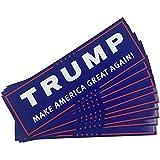 TShirt Market Trump Make America Great Again Bumper Sticker, 10 Pack