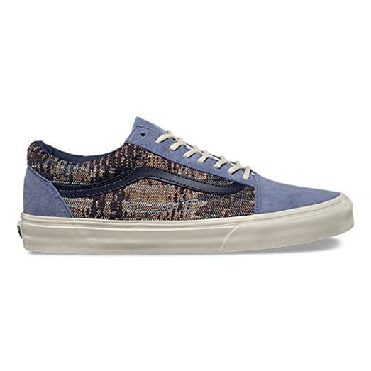 Vans Old Skool DX SAMPLE suede italian weave infinity