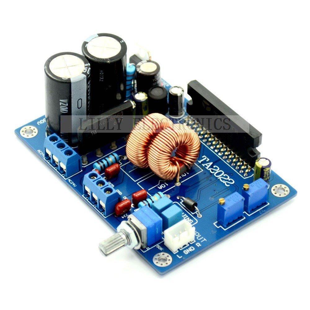 Q-BAIHE TA2022 90W + 90W stereo Class D amplificatore scheda YJ-TA2022/EU