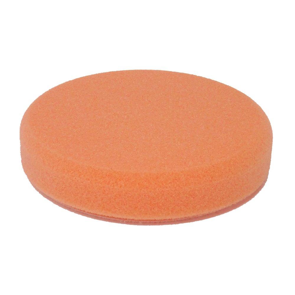 SBS pulir Esponja Premium Di/ámetro 150/x 30/mm naranja Medium liso con velcro espalda