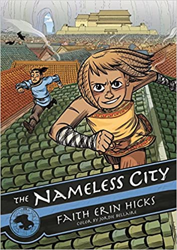Image result for the nameless city series