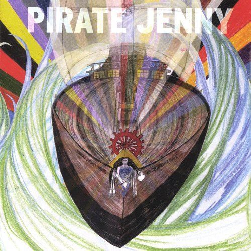 Pirate Jenny Once Upon A Wave CD