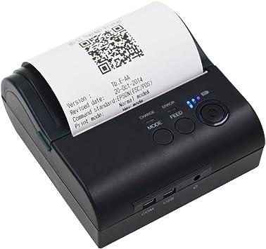 Wifi impresora térmica 80 millimeter Mylunn™ recivo POS-8001WD ...