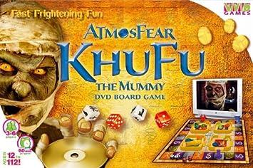dvd atmosfear khufu