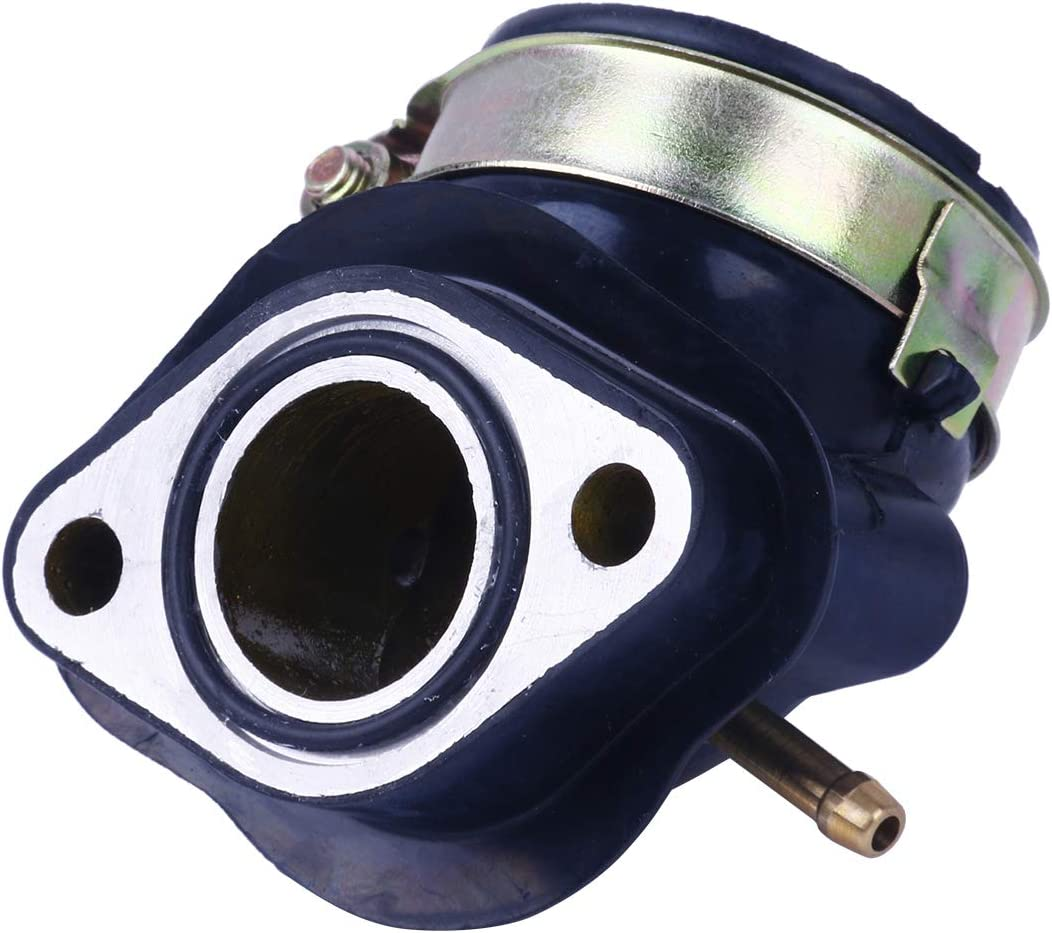 MA1 UMPARTS One Single vaccum Outlet port 30 mm Intake Manifold Pipe for Baja SC125 SC150 carburetor