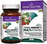 Organic Women's Multivitamin, New Chapter Every Woman II 40+, 96 ct