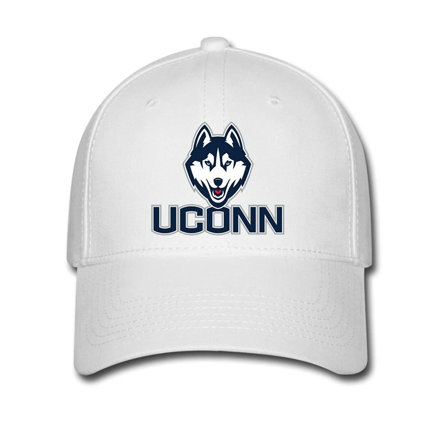 Uconn Huskies Logo Opeeda Adjustable Baseball Caps For Men/Women