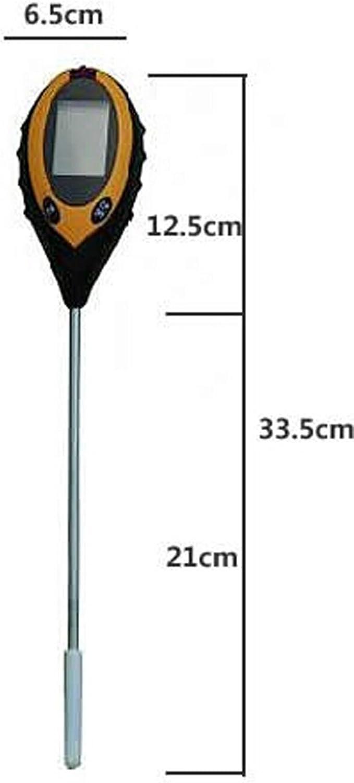 4 in 1 Digital pH Moisture Sunlight Soil Meter AMT-300