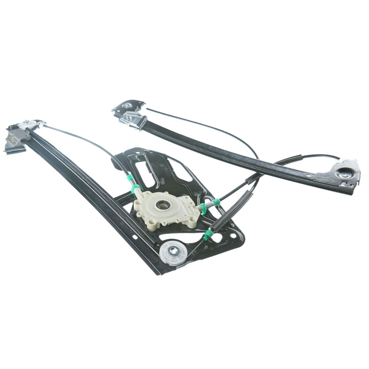 A-Premium Power Window Regulator without Motor for BMW E38 740i 740iL 750iL 1995-2001 Front Right Passenger Side