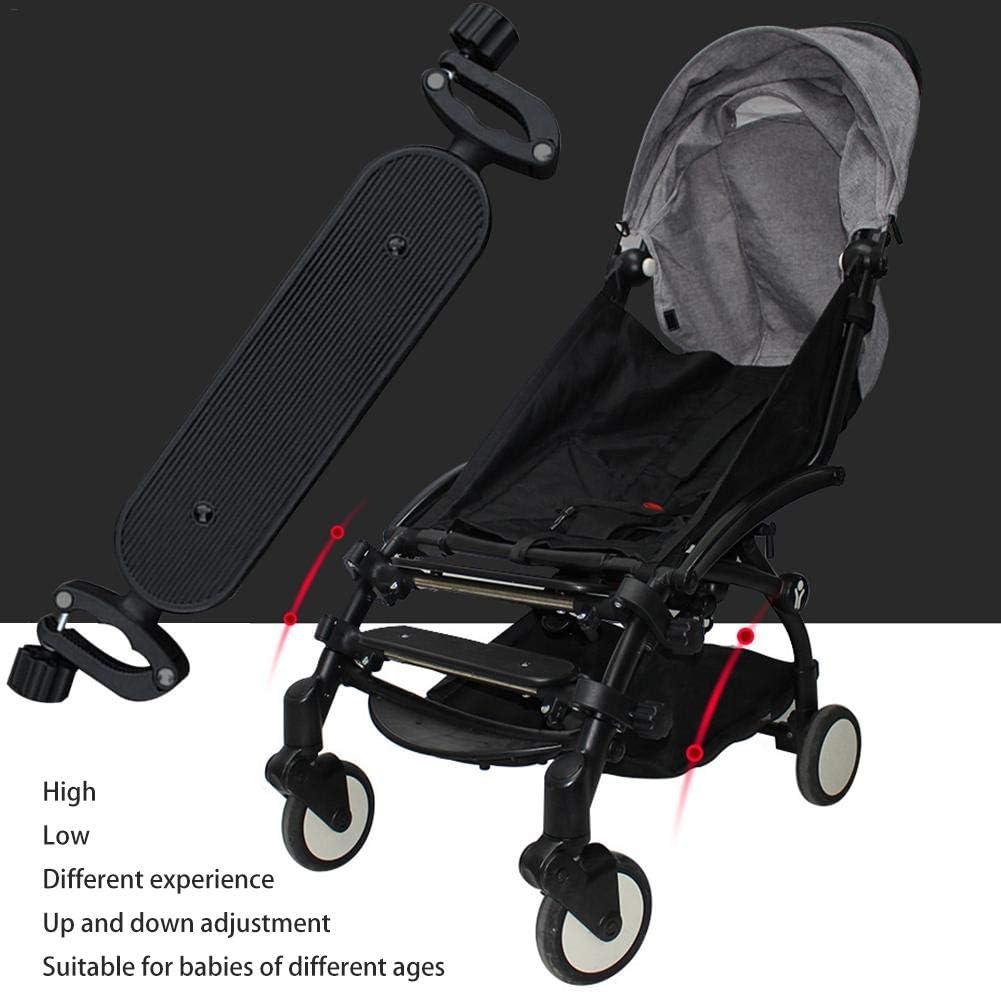 Hangarone Kinderwagen Fu/ßpedal Kinderwagen Zubeh/ör Einstellbare Pedal Fu/ßst/ütze Lange Fu/ßpalette Tragbarer Regenschirm Drag Zubeh/ör Kinderwagen Pedal.