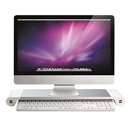 Dkings Soporte para Monitor, Soporte, computadora, iMac, PC ...