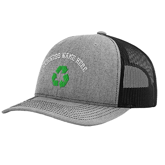 R112 SNAP BACK Green//Charcoal//Volt//Neon Green Anarchy Hat by Richardson