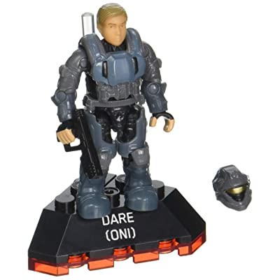 Mega Construx Halo Heroes Series 4 Dare Figure: Toys & Games