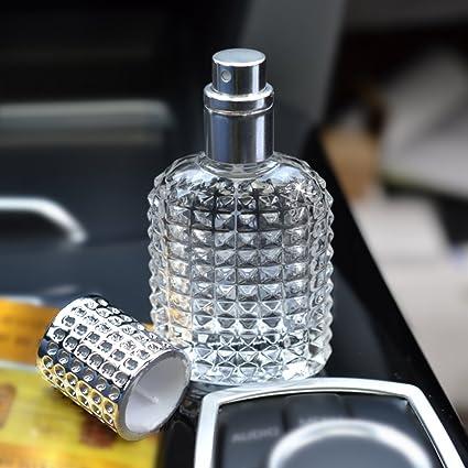 Mini botella recargable portable del perfume-Atomizador de perfume,25Ml para mujerFragancias