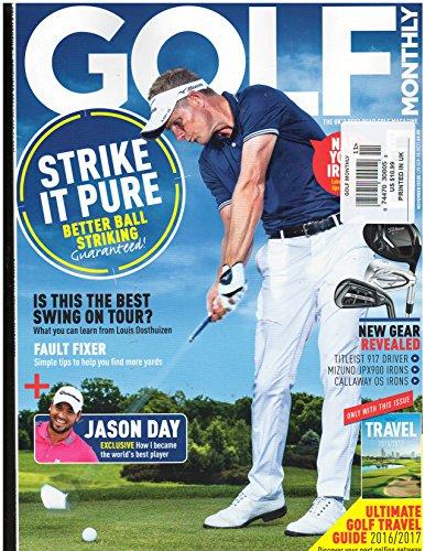 Golf Monthly Magazine - Golf Monthly Magazine November 2016