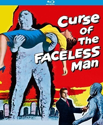 Curse of the Faceless Man (1958) [Blu-ray]