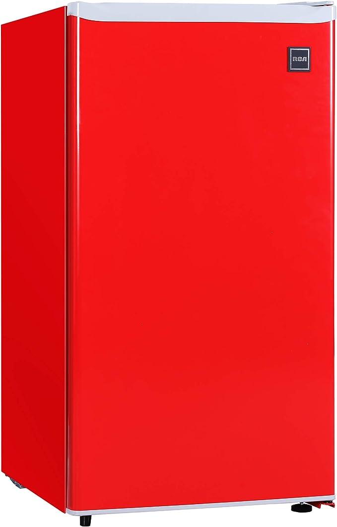 Lime 3.2 Cu Ft Fridge RCA RFR321-FR320//8 IGLOO Mini Refrigerator