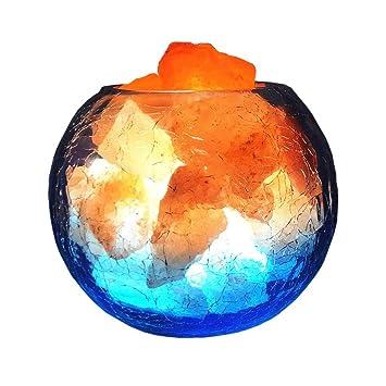 Amazon.com: GPZPZG-Table lamp Lámpara de mesa Himalaya ...