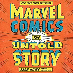 Marvel Comics Audiobook