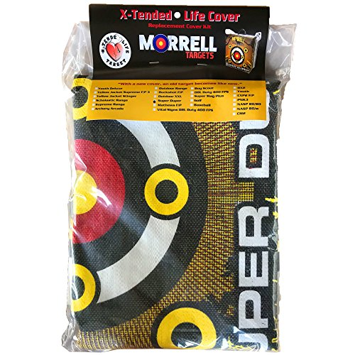Morrell Super Duper Field Point Bag Archery Target Replacement Cover (COVER ONLY) by Morrell (Image #2)