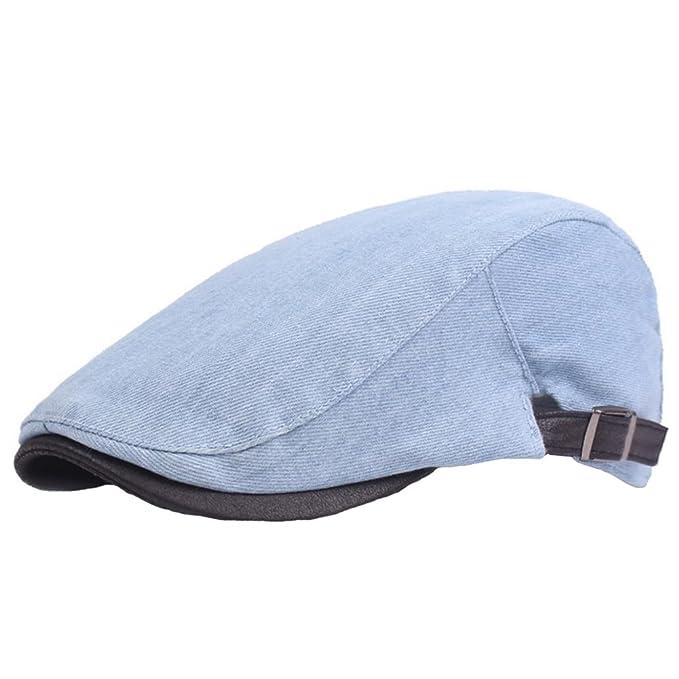 Demarkt Boina de Mediana Edad Sombreros Gorras Boinas Sombreros ...