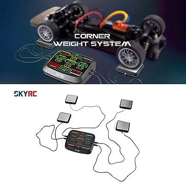 SKYRC SK-500015-01 Balancing Scale System Setup for RC Car Model 1//8 1//10 1//12
