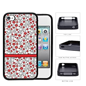 Excellent Rose Flower Wallpaper Free4 Diy For Iphone 5/5s Case Cover Premium PC Case