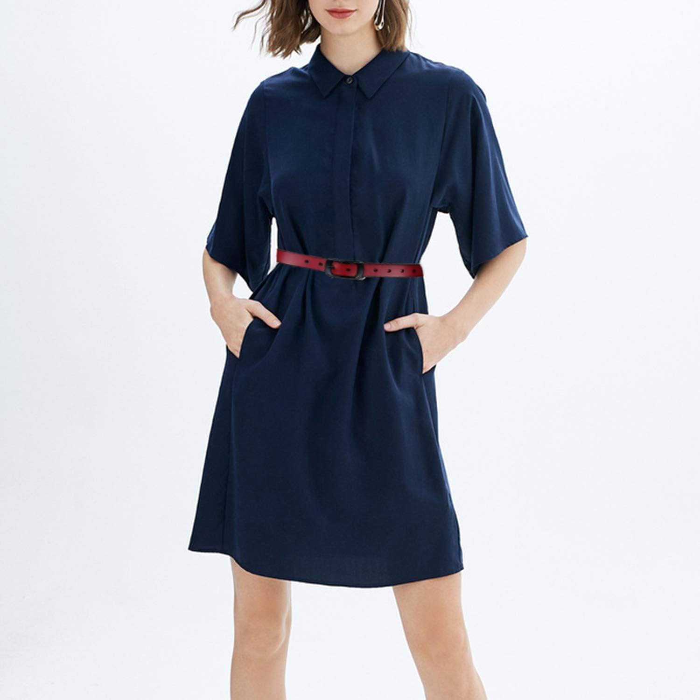 Womens Belts for Jeans Belts for Women Simple Modern Waist Belt