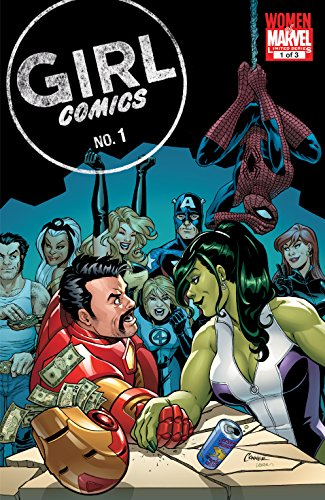 Girl Comics (2010) #1 (of 3) (Girl Comics (2010) Vol. 1)