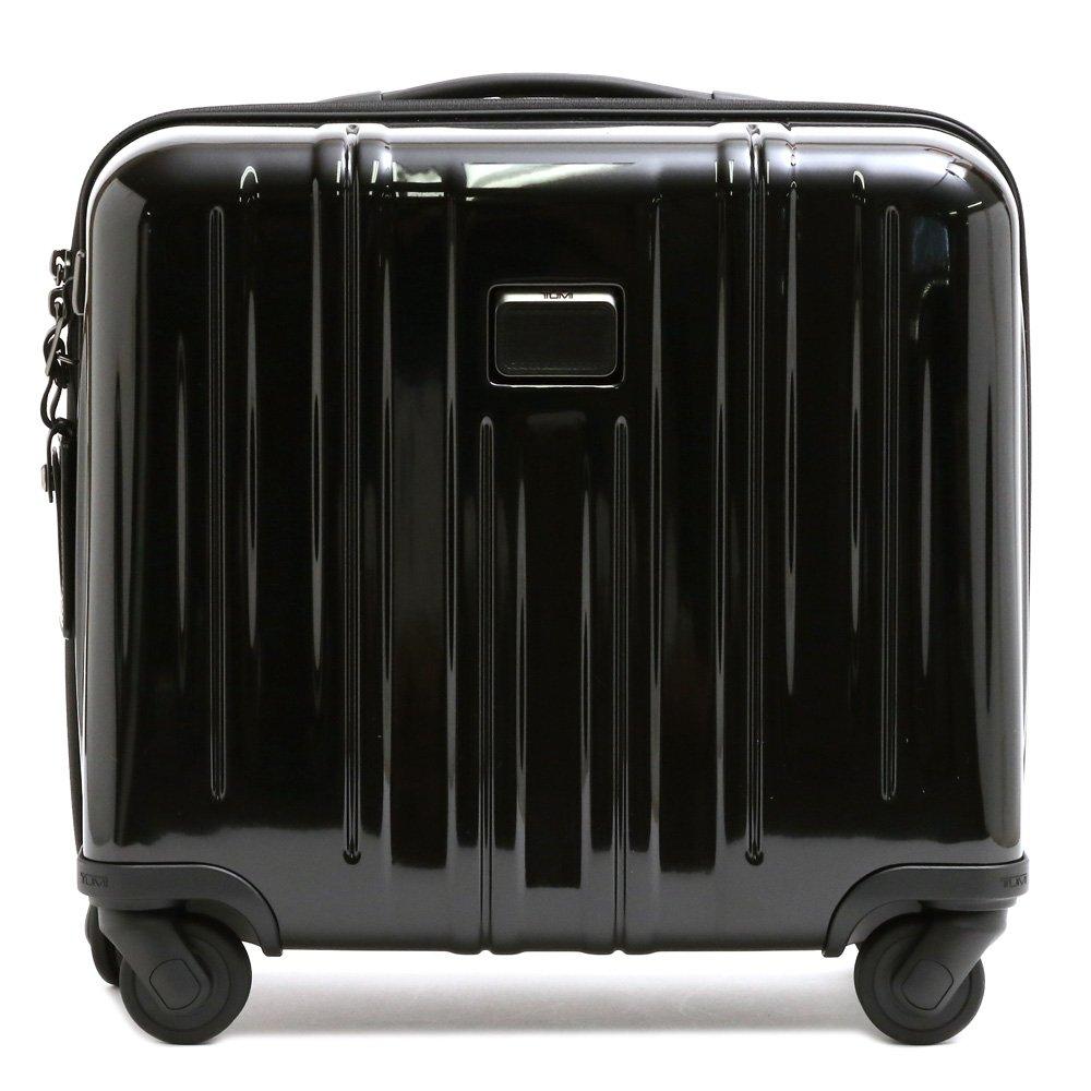 (トゥミ) TUMI スーツケース 4輪 キャリーケース 24L 機内持ち込み可 V3 コンパクト キャリーオン (ブラック)/228004D/BLACK [並行輸入品] B075XK6KW4