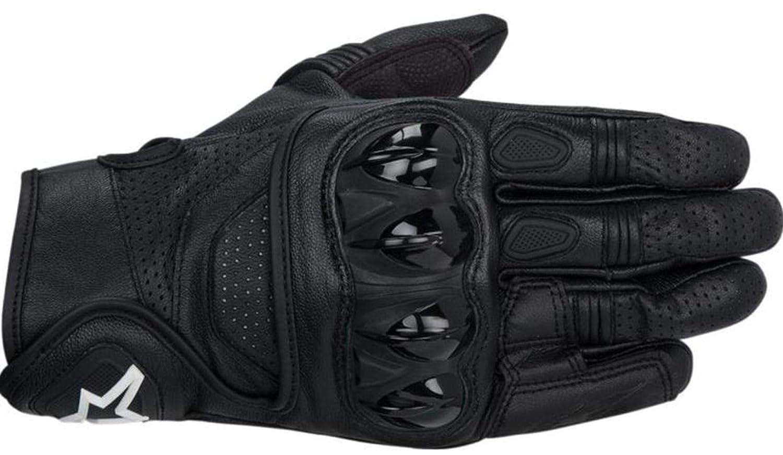 WHITE//BLACK//RED 1636 Alpinestars Celer Gloves MEDIUM