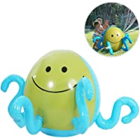 Starter Inflatable Spraying Octopus Summer Children Outdoor Playing