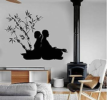 Vinilos decorativos y murales Yoga Tatuajes de pared Zen ...
