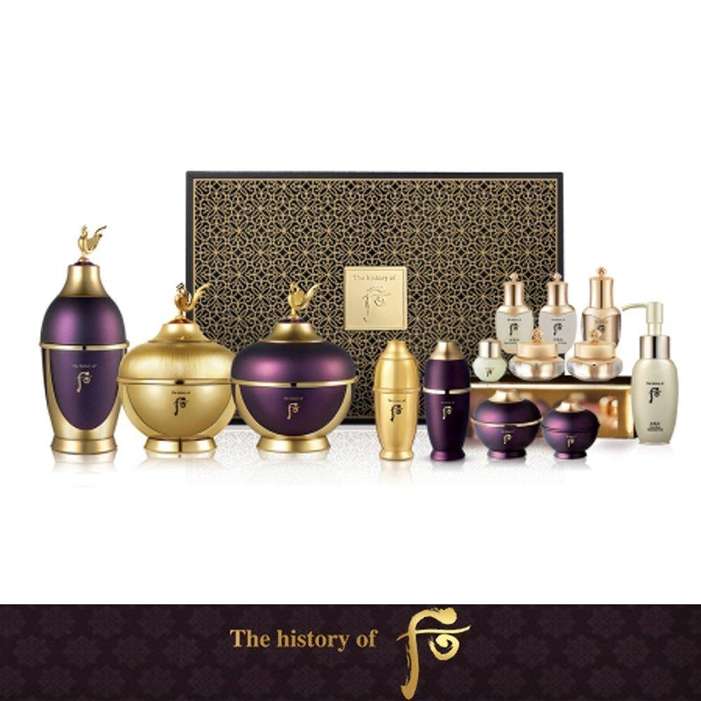 【フー/The history of whoo] Whoo后 Hwanyu Full Special Set/后(フー)后還幼(ファンユ)フルセット+[Sample Gift](海外直送品) B07CVY1ZMZ