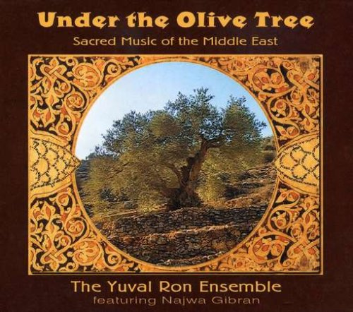 Cover of Under the Olive Tree