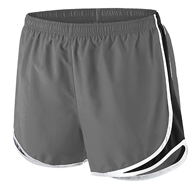 Epic Mma Gear Ladies Moisture Wicking Track & Field Running Shorts By by Epic Mma Gear