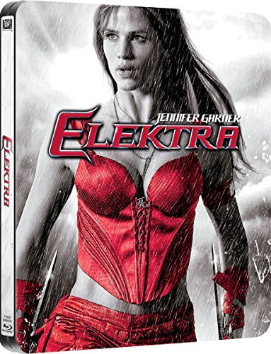 Elektra 2015 UK Limited Edition Steelbook B01I061APE