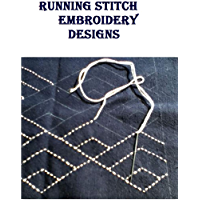 Running Stitch Embroidery Designs (English Edition)