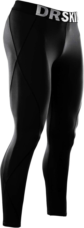 DRSKIN Mens Leggings