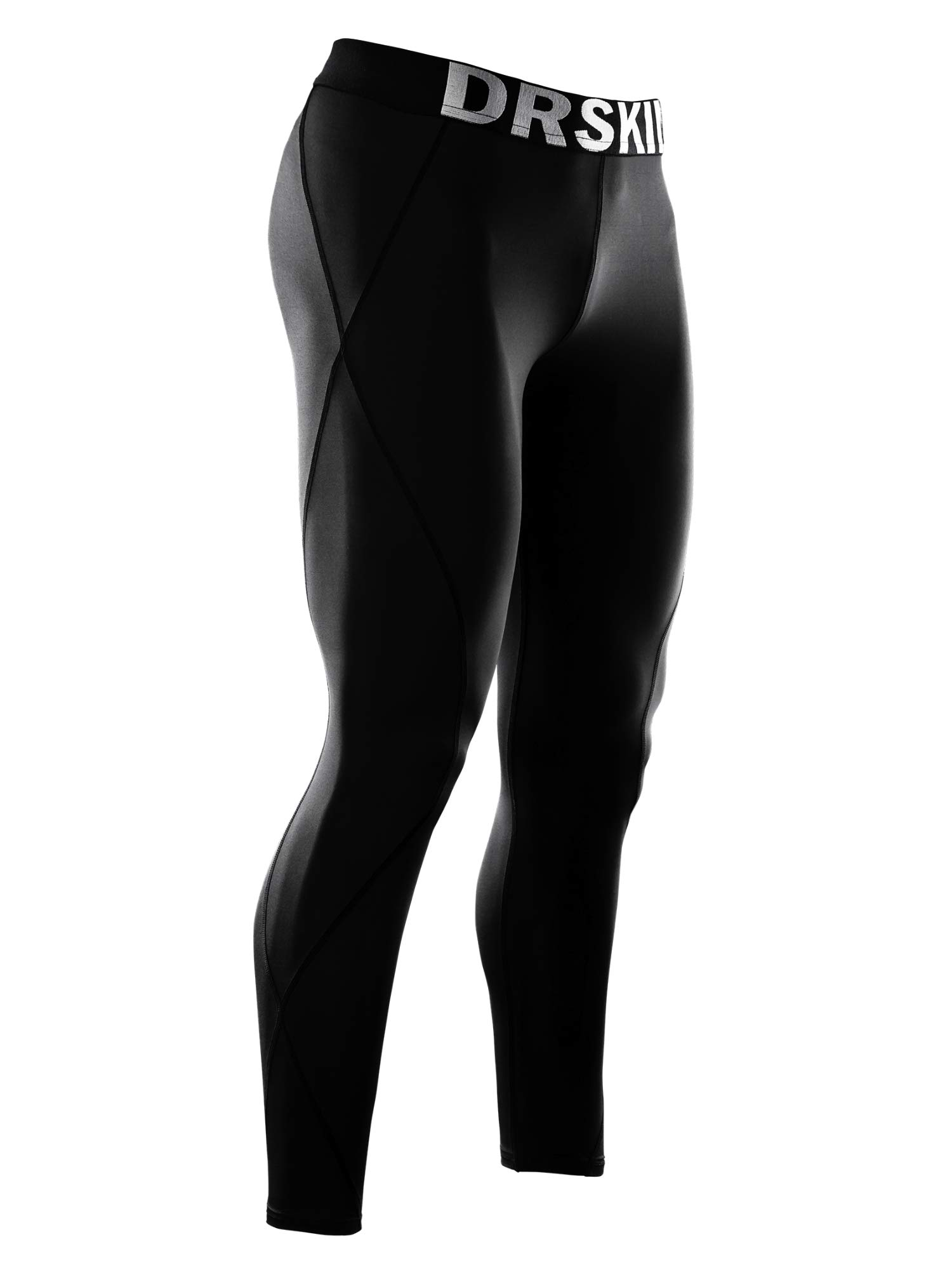 DRSKIN Compression Cool Dry Sports Tights Sliding Shorts