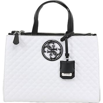 b2547645b881 GUESS G Lux Carryall Status Tote Bag